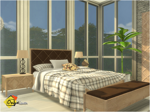 Alessa Bedroom by Onyxium at TSR image 1339 Sims 4 Updates