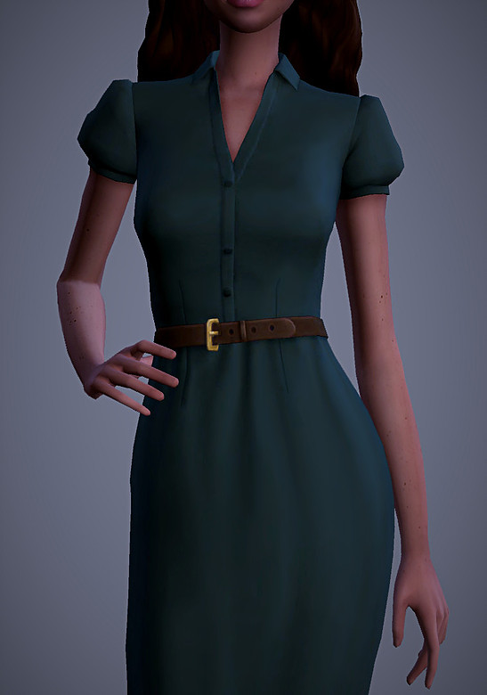 Charlotte Dress at Magnolian Farewell image 1343 Sims 4 Updates