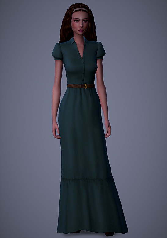 Charlotte Dress at Magnolian Farewell image 1353 Sims 4 Updates