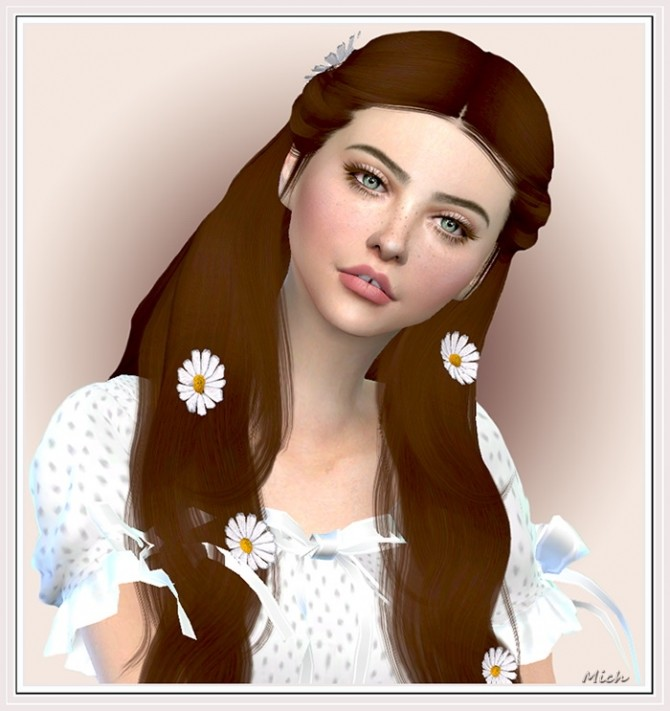 Sims 4 Perle de Rosée by Mich Utopia at Sims 4 Passions