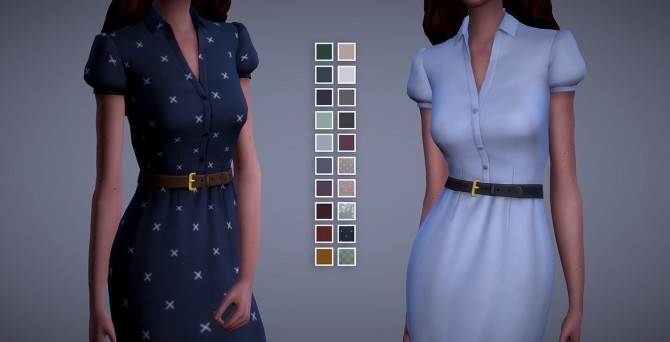 Charlotte Dress at Magnolian Farewell image 1363 670x342 Sims 4 Updates