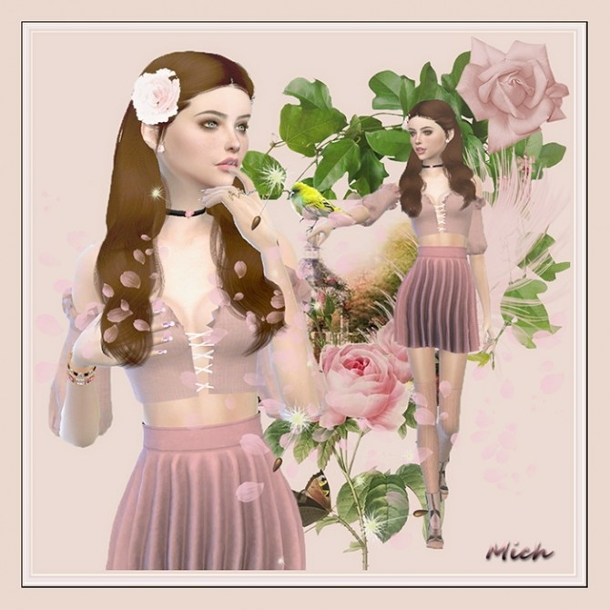 Perle de Rosée by Mich Utopia at Sims 4 Passions image 1364 670x670 Sims 4 Updates
