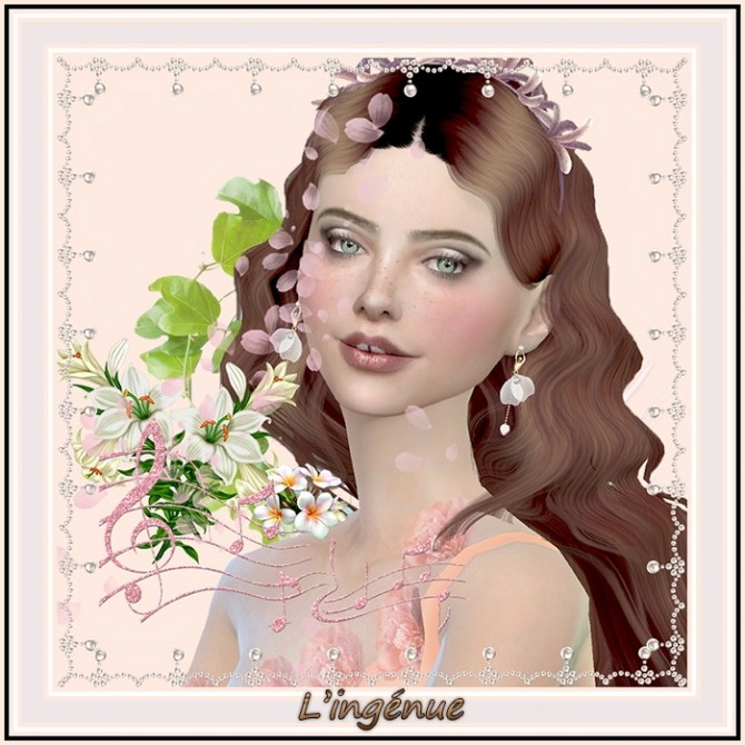 Perle de Rosée by Mich Utopia at Sims 4 Passions image 1394 670x670 Sims 4 Updates