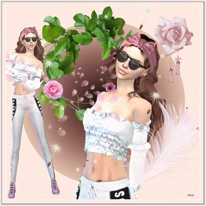 Perle de Rosée by Mich Utopia at Sims 4 Passions image 1403 670x670 Sims 4 Updates