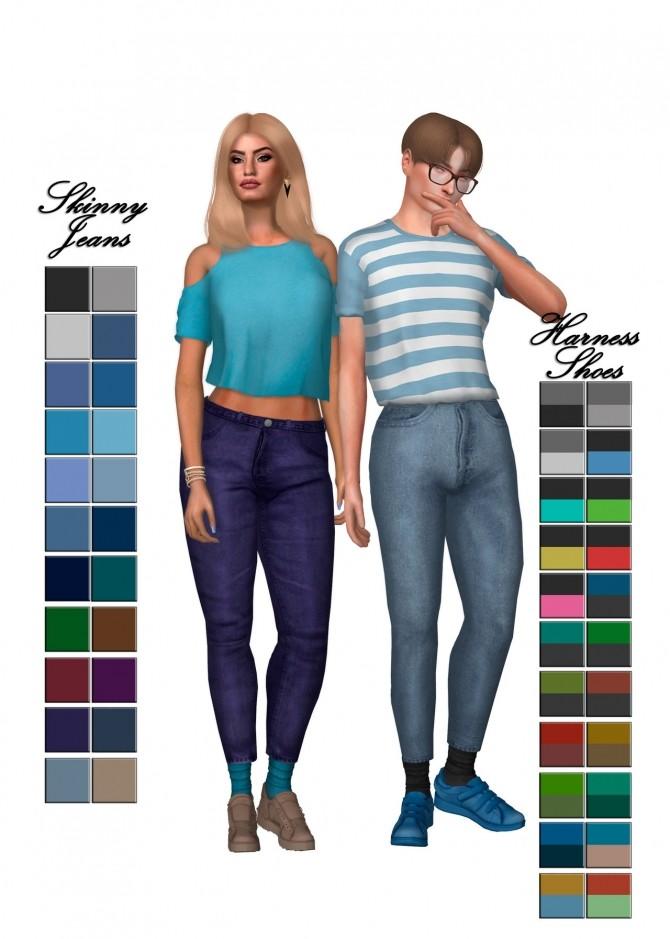 Semller & Hiemal Collection Pt3 Conversion at Astya96 image 1437 670x939 Sims 4 Updates