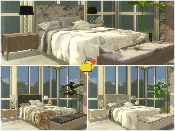 Alessa Bedroom by Onyxium at TSR image 1440 Sims 4 Updates