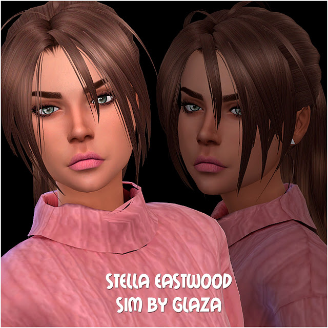 STELLA EASTWOOD at All by Glaza image 147 Sims 4 Updates