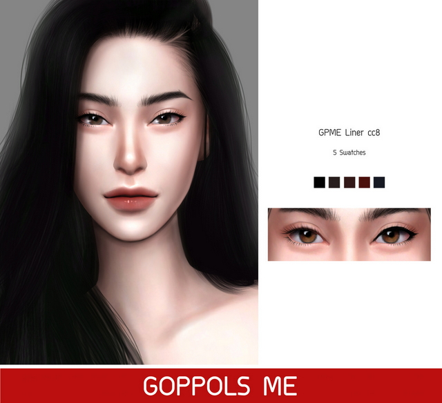GPME Liner cc8 at GOPPOLS Me image 1474 Sims 4 Updates