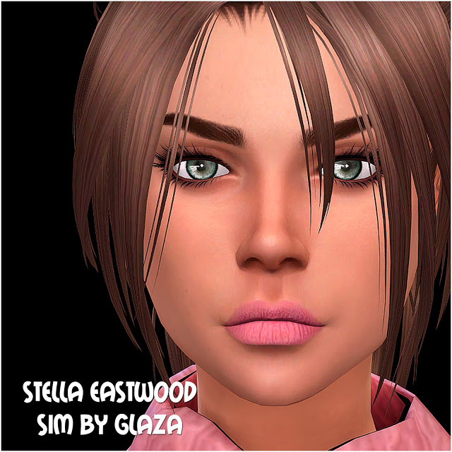 STELLA EASTWOOD at All by Glaza image 148 Sims 4 Updates