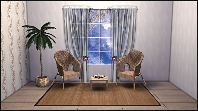 Fake windows wall decals at TaTschu`s Sims4 CC image 1498 670x377 Sims 4 Updates