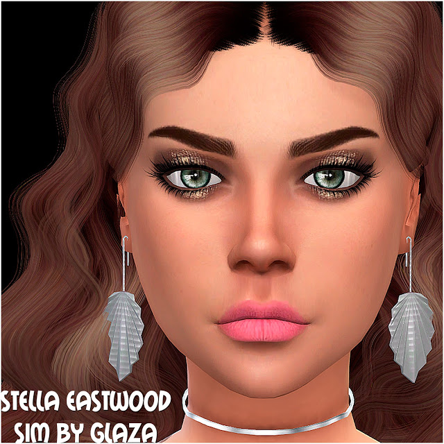 STELLA EASTWOOD at All by Glaza image 150 Sims 4 Updates