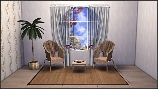 Fake windows wall decals at TaTschu`s Sims4 CC image 1509 670x377 Sims 4 Updates