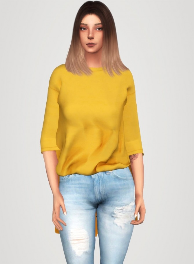 Spring collection part 3 at Elliesimple image 1568 670x908 Sims 4 Updates