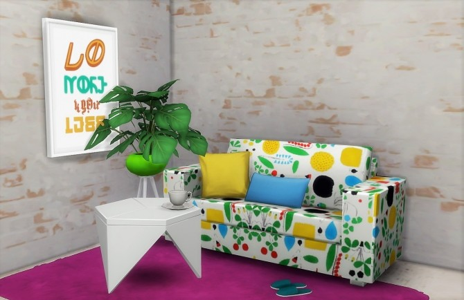 BG sofa recolors at Budgie2budgie image 1569 670x434 Sims 4 Updates
