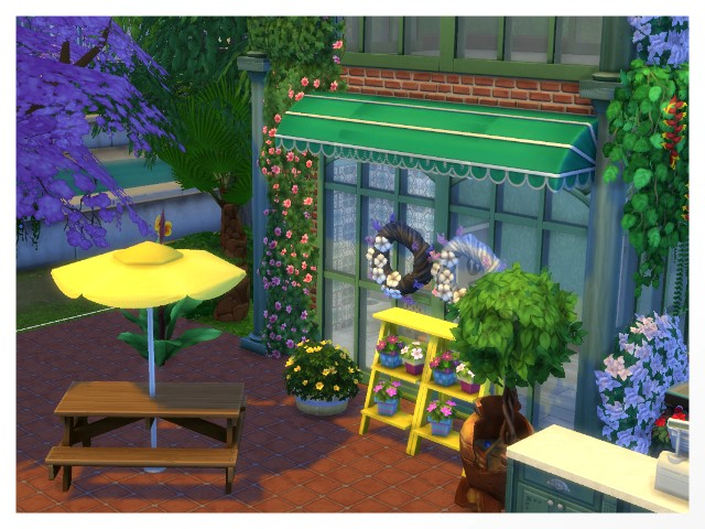 Flower Shop by Oldbox at All 4 Sims image 16212 Sims 4 Updates