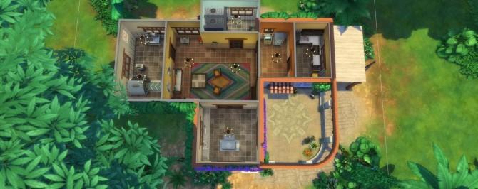 Tropical veterinary at Kalino image 1631 670x266 Sims 4 Updates