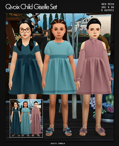 Giselle set kids at qvoix escaping reality sims 4 updates for A kitchen addiction