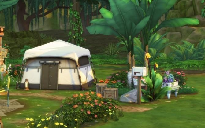 Camping Bella Terra : Camping bella terra by bloup at sims artists sims updates