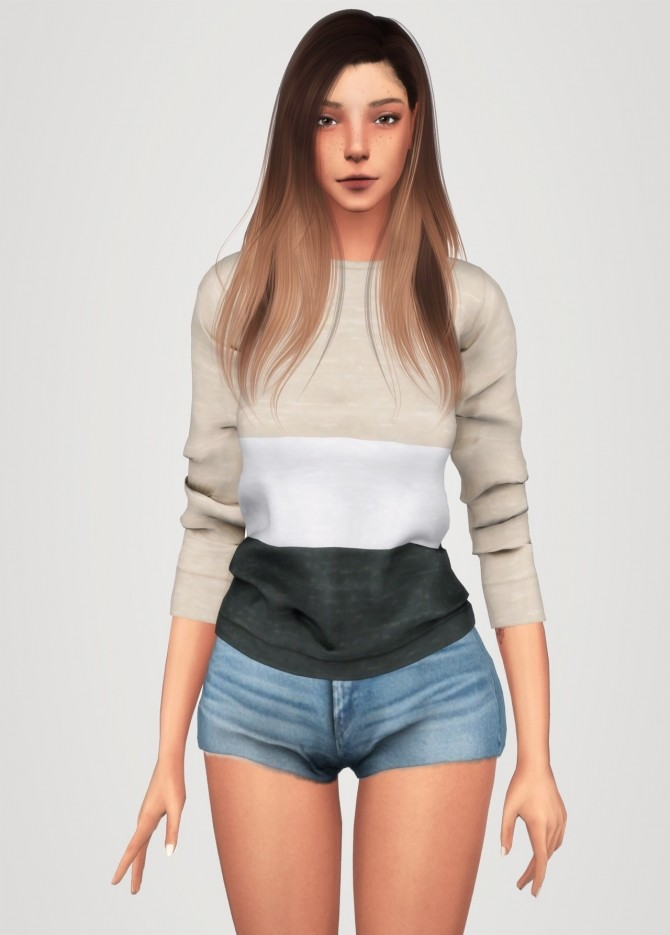 Sims 4 Spring collection part 2 at Elliesimple