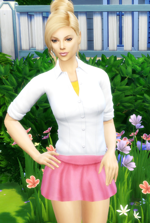 S Club Shirley Hair Retextured at Julietoon – Julie J image 17210 Sims 4 Updates