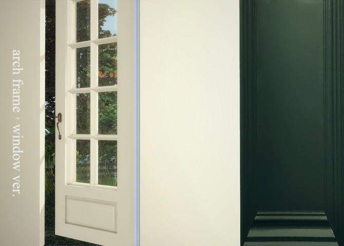 Yogurt Doors & Windows Set at YUMIA'S PLACE image 1731 670x479 Sims 4 Updates
