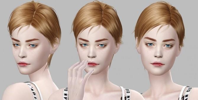 Sims 4 Set for a photo shoot at Magic bot