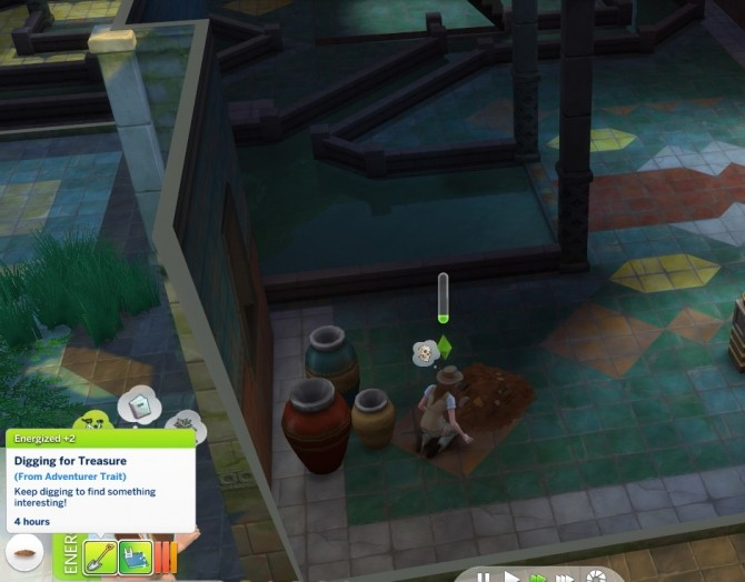 Sims 4 Adventurer Trait by GoBananas at Mod The Sims