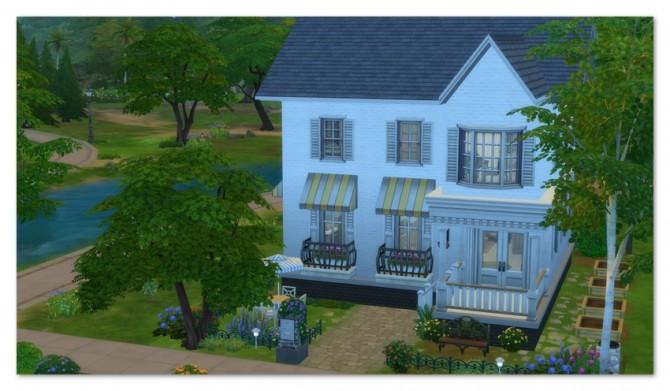 La Charmeuse house by Cedric13 at L'univers de Nicole image 1804 670x391 Sims 4 Updates
