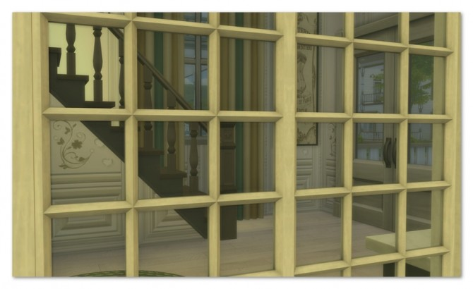 La Charmeuse house by Cedric13 at L'univers de Nicole image 1824 670x410 Sims 4 Updates