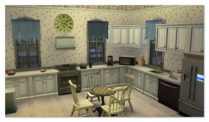 La Charmeuse house by Cedric13 at L'univers de Nicole image 1834 670x391 Sims 4 Updates