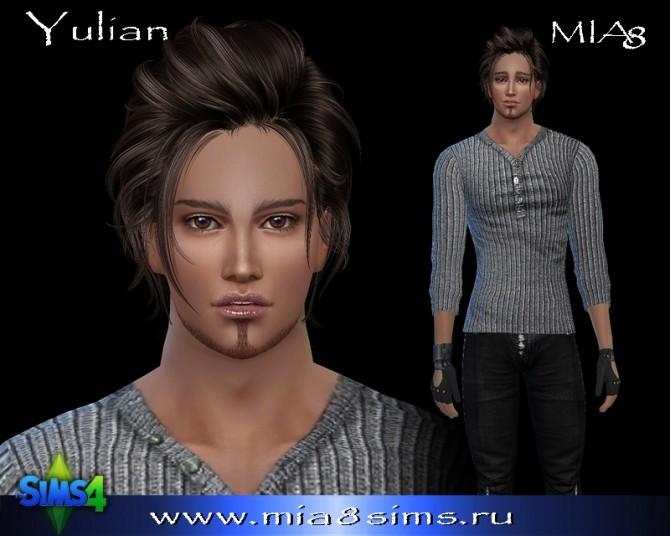 Sims 4 Yulian at MIA8