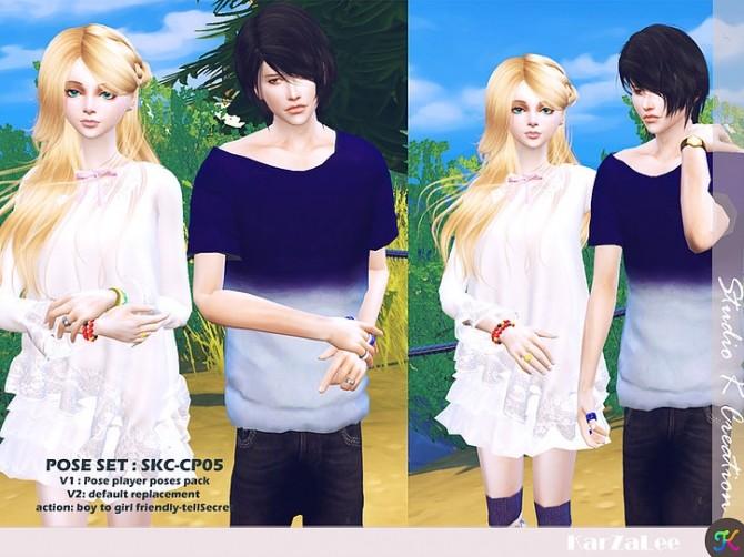 Couple Pose Set CP05 at Studio K Creation image 185 670x502 Sims 4 Updates