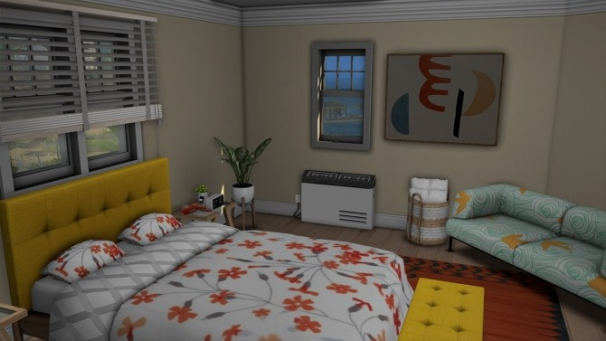 Blue Beach House Furnished at Dream Team Sims image 1891 670x377 Sims 4 Updates