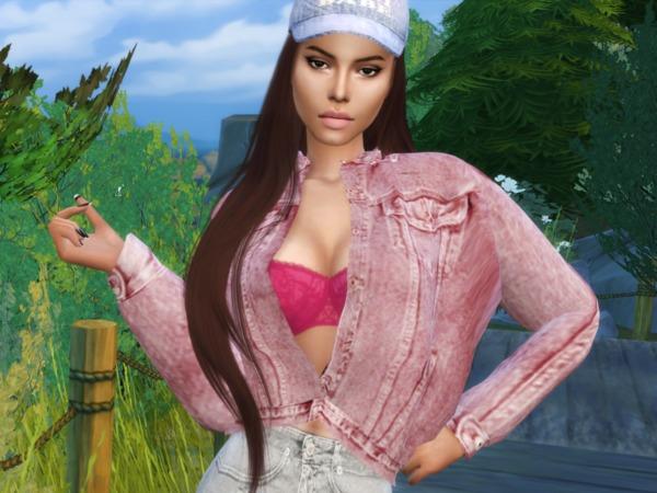 Mira Lozanova by divaka45 at TSR image 1919 Sims 4 Updates