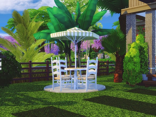 Little Oaks home by MychQQQ at TSR image 2016 Sims 4 Updates