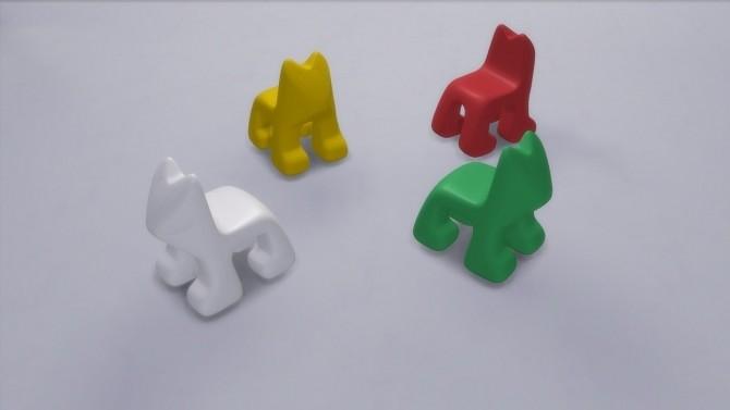 Sims 4 Julian Chair at Meinkatz Creations