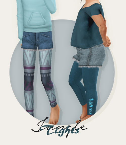 Jungle Tights Kids & Toddlers at Simiracle image 205 Sims 4 Updates