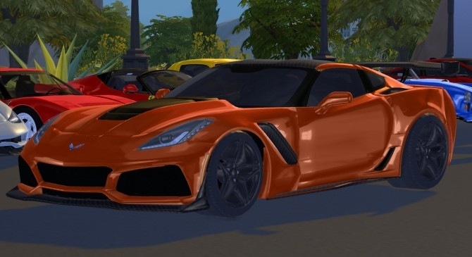 2019 Chevrolet Corvette ZR1 at Tyler Winston Cars image 21112 670x365 Sims 4 Updates