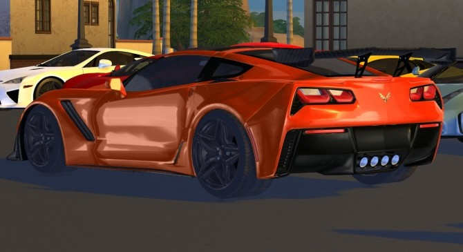 2019 Chevrolet Corvette ZR1 at Tyler Winston Cars image 21210 670x365 Sims 4 Updates