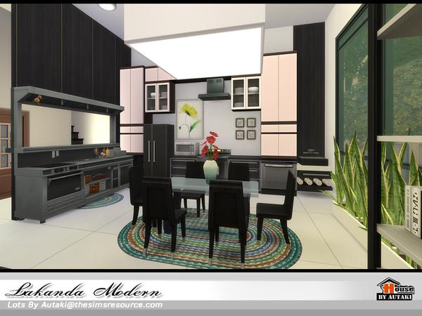 Lakanda Modern house by autaki at TSR image 22 Sims 4 Updates