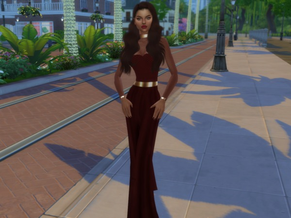 Carlie Bradley by divaka45 at TSR image 2213 Sims 4 Updates