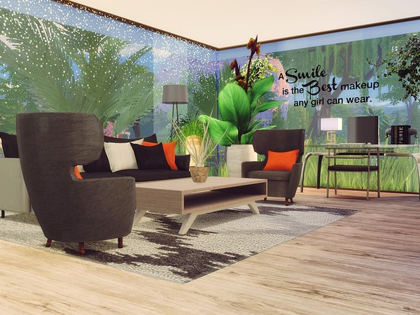 Little Oaks home by MychQQQ at TSR image 2214 Sims 4 Updates