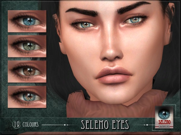 Sims 4 Seleno Eyes by RemusSirion at TSR