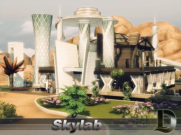 Skylab restaurant by Danuta720 at TSR image 2520 Sims 4 Updates