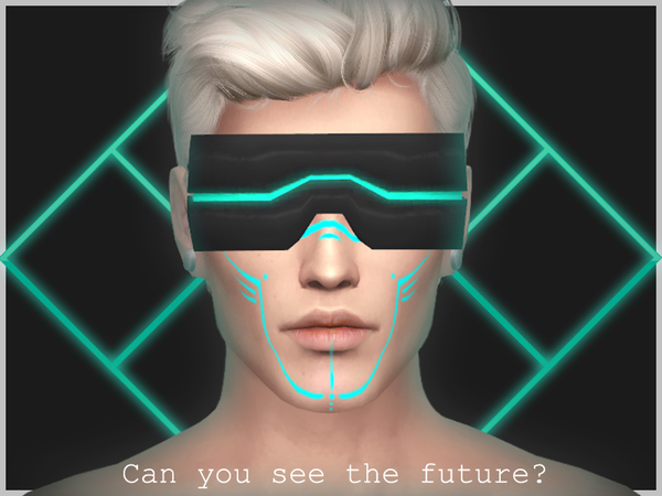 CYSTF VR glasses by WistfulCastle at TSR image 2523 Sims 4 Updates