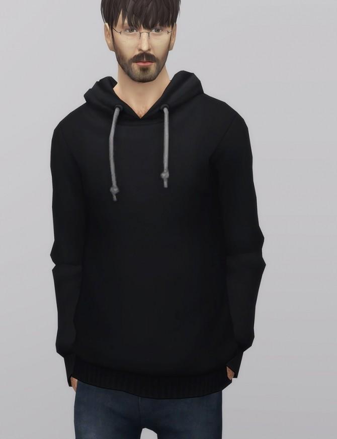 Basic Hoodie M at Rusty Nail image 2631 670x874 Sims 4 Updates