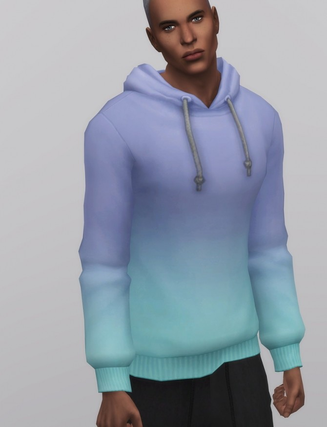 Sims 4 Basic Hoodie M at Rusty Nail