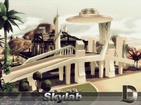 Skylab restaurant by Danuta720 at TSR image 2720 Sims 4 Updates