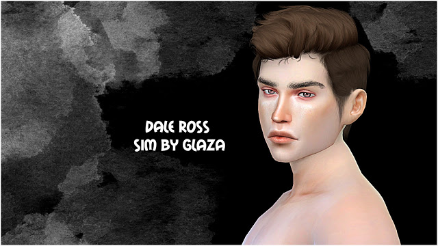 DALE ROSS at All by Glaza image 2741 Sims 4 Updates