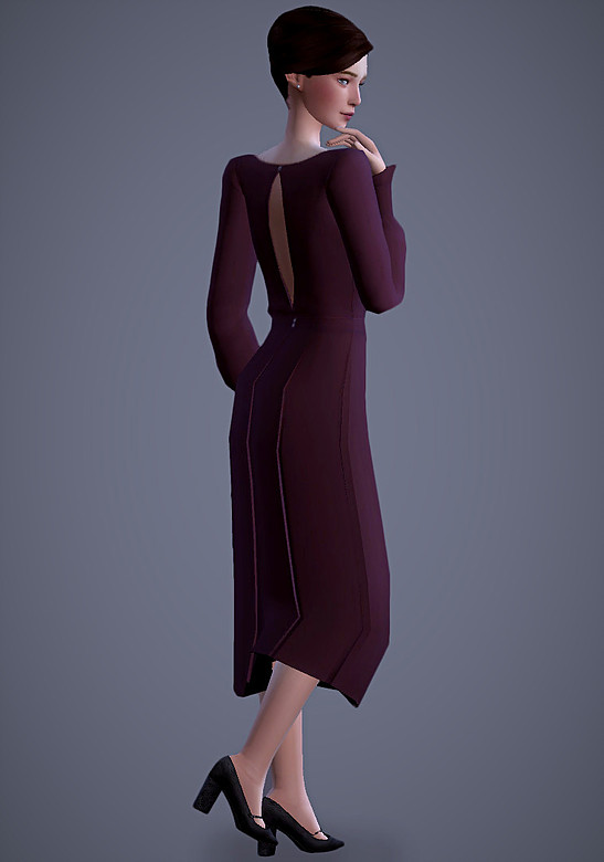 Grace Outfit 15 Swatches at Magnolian Farewell image 2861 Sims 4 Updates